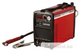 DIPA 40 levegő inverter plazma vágógép
