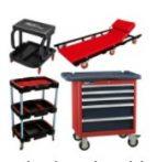 Torin Big Red, Welzh Werkzeug, BGS és egyéb garázsipari berendezési tárgyak, szerszámszekrények